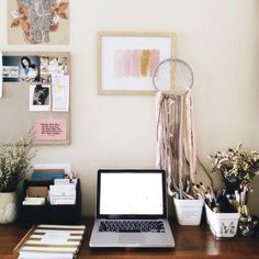 My office via www.makeitblissful.com and Instagram.com/martinedeluna