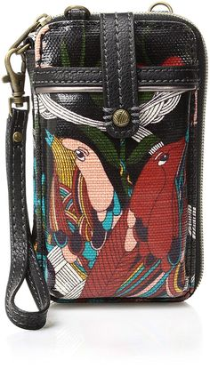 Sakroots Artist Circle Smartphone Wristlet Convertible Cross Body Bag     Discover this special product, 6c0beb3be3