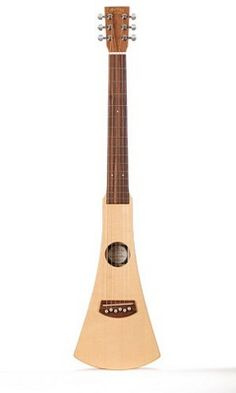 Martin Backpacker Acoustic Travel Guitar with Gig Bag | SamAsh
