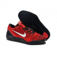 best loved b4272 48501  83.89 kobe shoes 9 low,Wholesale Cheap Kobe 9 Elite Low University Red  Black http