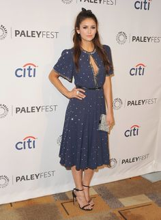 Nina Dobrev - 2014 PaleyFest: The Vampire Diaries & The Originals in Hollywood 21 March 2014