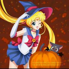 Sailor moon brujita