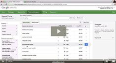 Check out this uber-post, a free crash course in AdWords. Keyword Planner, Thing 1, December, Wellness, Ads, Writing, How To Plan, Blog, Free
