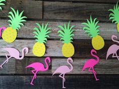 Items similar to Luau Party Garland - Luau Garland Luau Party Decorations Luau Baby Shower Decorations Hawaiian Party Luau Birthday Decorations Baby Sprinkle on Etsy Flamingo Party, Flamingo Birthday, Luau Birthday, Aloha Party, Party Girlande, Luau Baby Showers, Luau Party Decorations, Luau Theme, Impreza