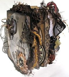 gorgeous... Bo Bunny Timepiece Collection