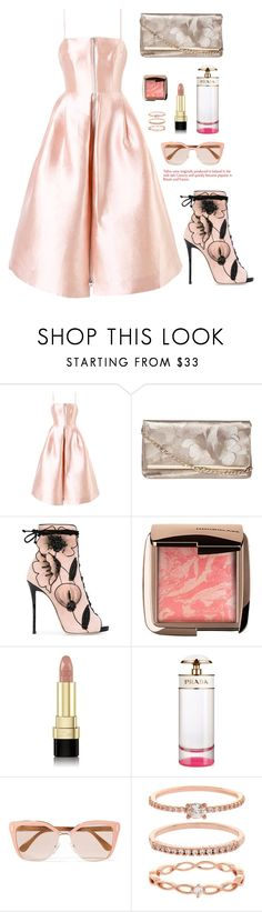 """""""Party Days"""" by hiddensoulmemories ❤ liked on Polyvore featuring Alex Perry, Dorothy Perkins, Giuseppe Zanotti, Hourglass Cosmetics, Dolce&Gabbana, Prada and Accessorize"""