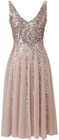 Blush V-neck Sequins Tulle Prom Bridesmaid Fashion Dresses for women 2016