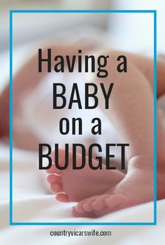 How to save money when you have a baby