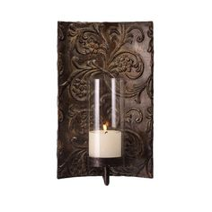 I pinned this Galicia Wall Sconce from the Colorwheel: Honey & Hazelnut event at Joss and Main!