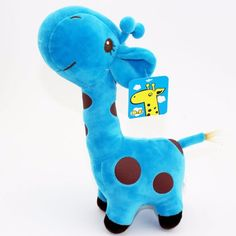 High Quality Cute Gift Plush Giraffe Soft Toy