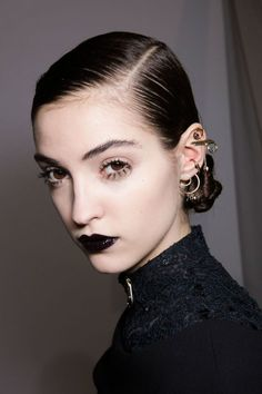 Dior Proves You're Still Not Doing Enough With Your Ear Piercings
