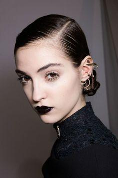 The look at Dior. Photo: Imaxtree OMG this make up look