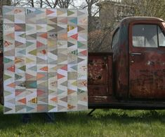 Great Blog:Quilts | Film in the Fridge