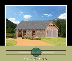 Detailed Construction Plans: $399.99  Now on sale for a CRAZY low, $15.00 --Texas Tiny Homes – Plan 406 is ideal as a back yard guest suite, a mother-in-law suite, artist studio, home office, or cabin at the lake or mountains. The optional sleeping loft adds an additional 217 air-conditioned sq. ft. to the plan. We are available to custom build this tiny home plan on your land, and will be happy to give you a price based on your location.