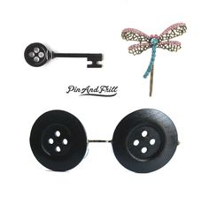 Coraline Button Key, Dragonfly clip and Button Eyes Set option Halloween Cosplay Costume Prop Inspired Coraline Halloween Costume, Halloween Cosplay, Fall Halloween, Cosplay Costumes, Coraline Button Eyes, Eye Frames, The Black Keys, Cosplay Makeup, Halloween Disfraces