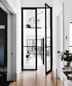 Burford Single Panel Oak Glazed - Howdens Joinery love the floor ...