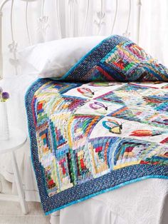 Love the log cabin quilts. I remember seeing a log cabin quilt on Bewitched. I have wanted one ever since.