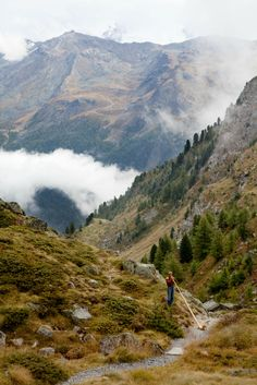 Alpenhorn, Trift, Switzerland Lorne Bridgman