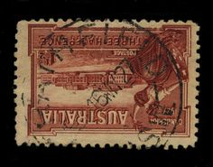 AUSTRALIA - 1927 - CDS OF STRATHFIELD (NSW) ON 1 1/2d BROWNISH-LAKE SG105