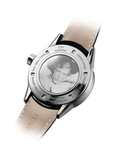 Limited-edition Swiss watch in honor of David Bowie | #davidbowie #bowie #limitededition #timepiece #specialedition