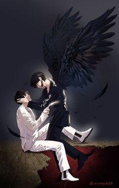 Jungkook Fanart, Vkook Fanart, Taekook, Foto Bts, Divergent Fan Art, Teen Wolf Fan Art, Fanfiction, Angel Artwork, Supernatural Fan Art