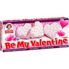 little debbie valentine cakes | Little Debbie Snacks Be My Valentine Creme Filled Cakes, 10ct: Snacks ...