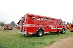 LOS ANGELES FIRE DEPARTMENT (LAFD)   Flickr - Photo Sharing!