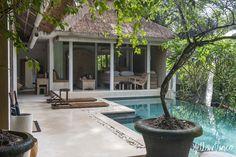 Villa Sungai Bali, Photo © Nick Hughes | Yellowtrace