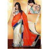 aishwarya-sakhuja-orange-pallu-saree-bollywood-sarees-by-adeefa