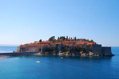 Sveti Stefan, Montenegro's Island Hotel