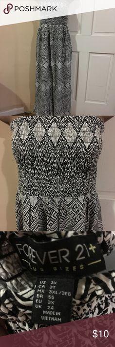 Forever 21 maxi dress EUC maxi dress! Forever 21 Dresses Maxi