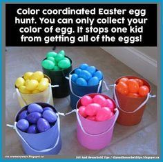 DIY And Household Tips: Easter Basket Idea