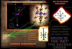 Chinon-Solomon-Parchment-lost-symbol-orion