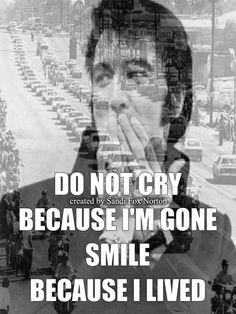 {*Elvis :( we miss you beautiful*} .