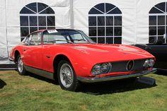1962 Maserati 3500 GT coupé Speciale by Moretti