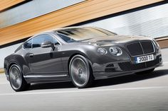 Bentley Continental Thunder