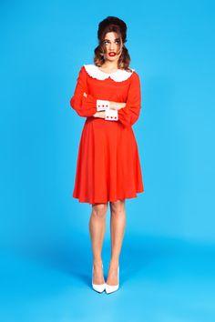 Bratty Dress *as worn by Paloma Faith*