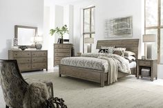 Tildon King Bedroom Group by Aspenhome