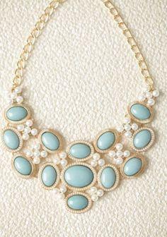 Floral Innocence Necklace | Modern Vintage New Arrivals