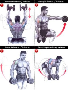 Men's Fitness – Ab Workouts Plan Fitness Gym, Muscle Fitness, Mens Fitness, Fitness Tips, Gym Workout Tips, Dumbbell Workout, At Home Workouts, Workout Motivation, Fitness Bodybuilding