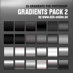 24 GradientPack 2 - FREE by dude2k on DeviantArt