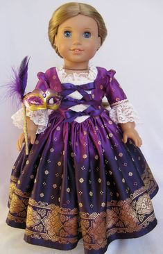 Reserved Custom Masquerade Cinderella and Rasp Cream for Lnoble | eBay