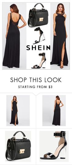 """SHEIN 6"" by merisa-imsirovic ❤ liked on Polyvore"
