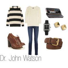 John Watson from BBC Sherlock.