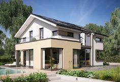 modelle venetien moderner flachdach bungalow optional