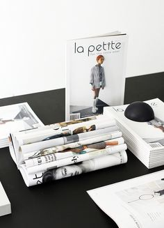 my styling for La Petite mag by AMM blog, via Flickr