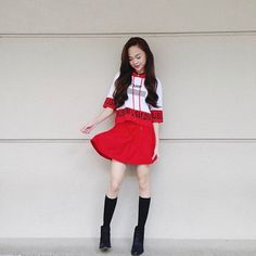 Cheer Skirts, Knee Boots, Ootd, Target, Style, Random, Photos, Fashion, Swag