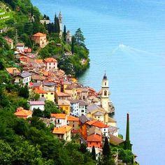 Brienno, Lake Como, Italy. Photo courtesy of globaltouring on Instagram.