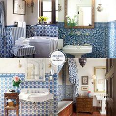 Azulejos portugueses na decoração