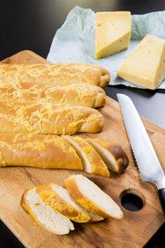 RECEPTY: Domácí chléb a pečivo